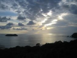 Sunset Manuel Antonio